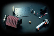 No Airbox Kit mit Batterieless-Kit